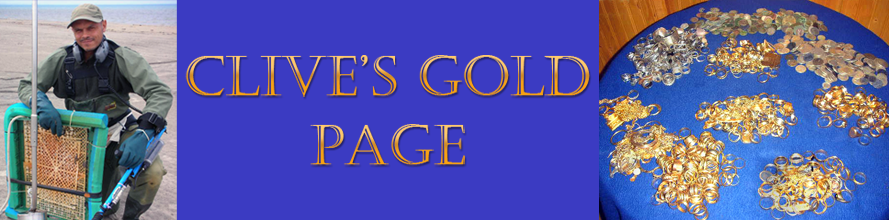 Clive's Gold Page